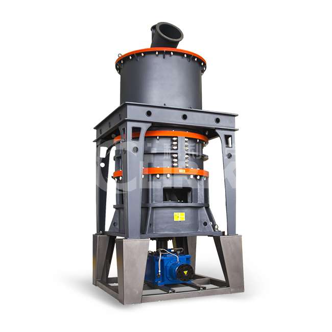 What should I do if the powder output of the ultrafine mill i