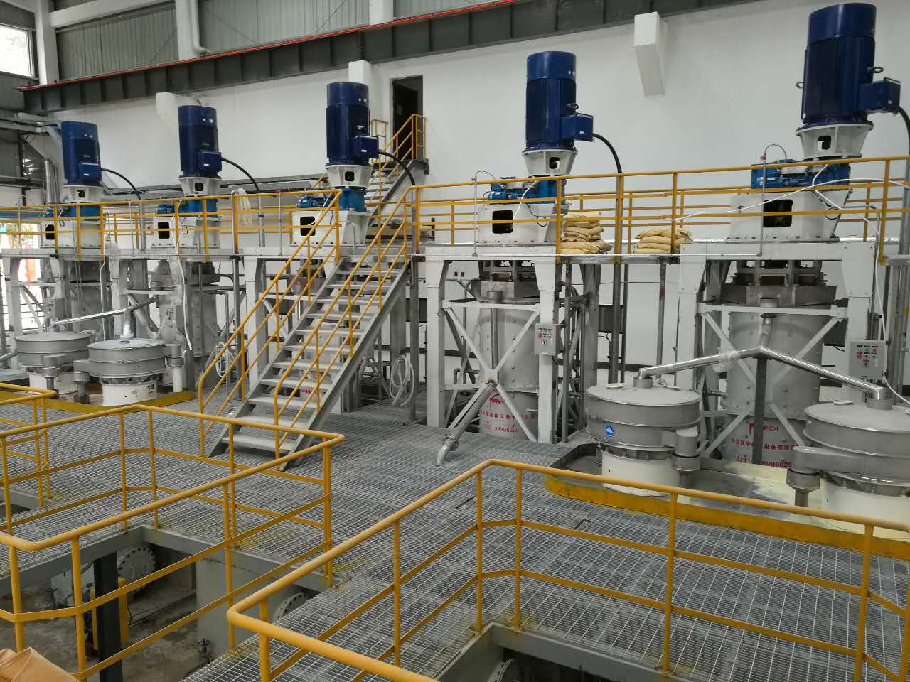 LXMC Ultra Fine Wet Stirring Mill